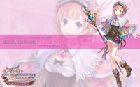 Rorolina Frixell - Atelier Rorona: The Alchemist of Arland wallpaper 1920x1080 jpg
