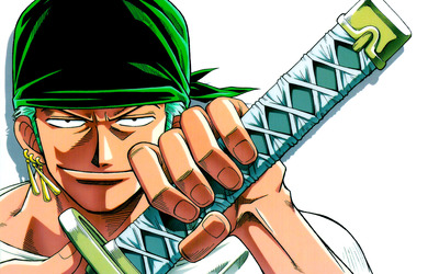 Roronoa Zoro - One Piece wallpaper