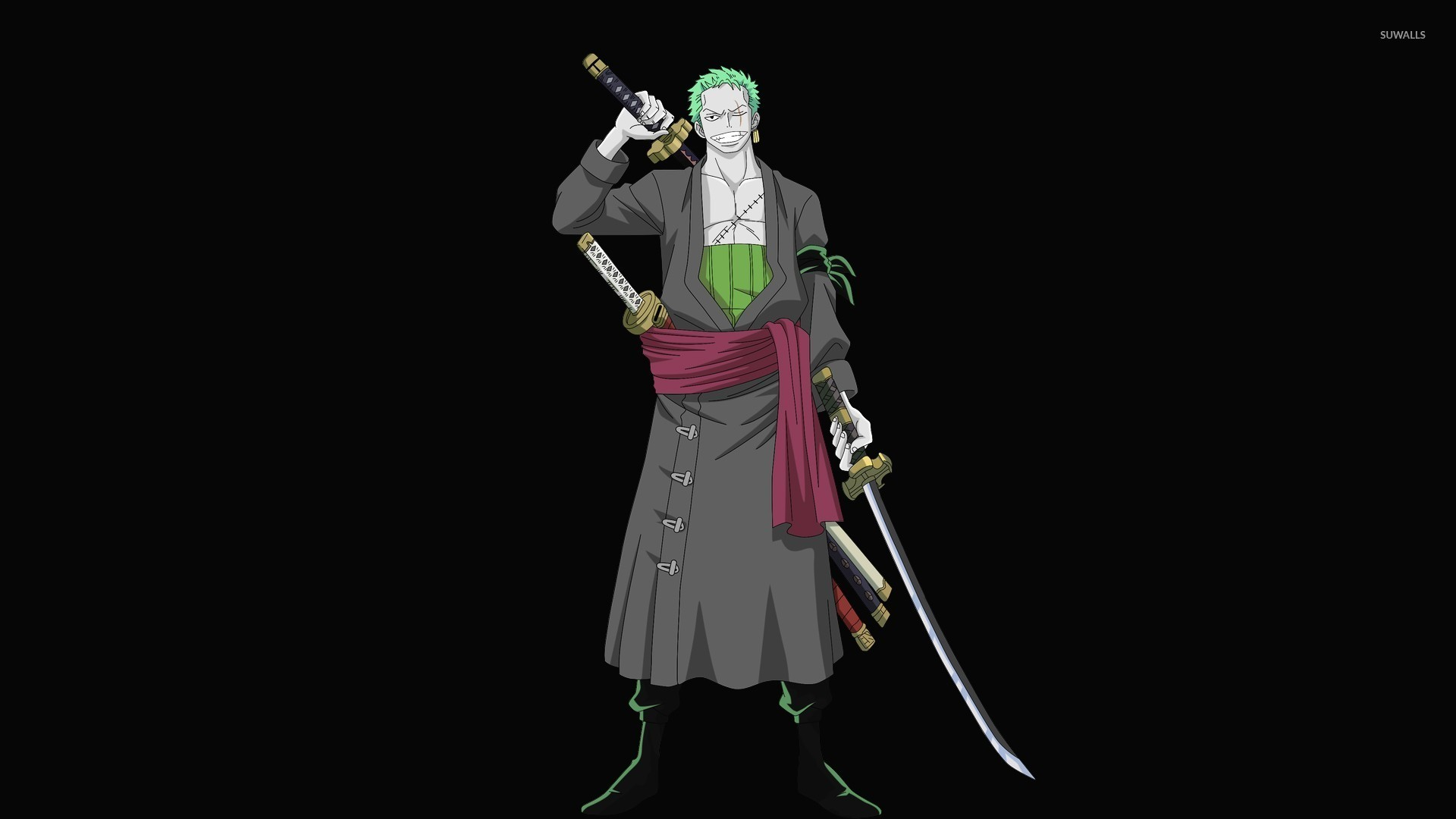 Roronoa Zoro One Piece 3 Wallpaper Anime Wallpapers 42338