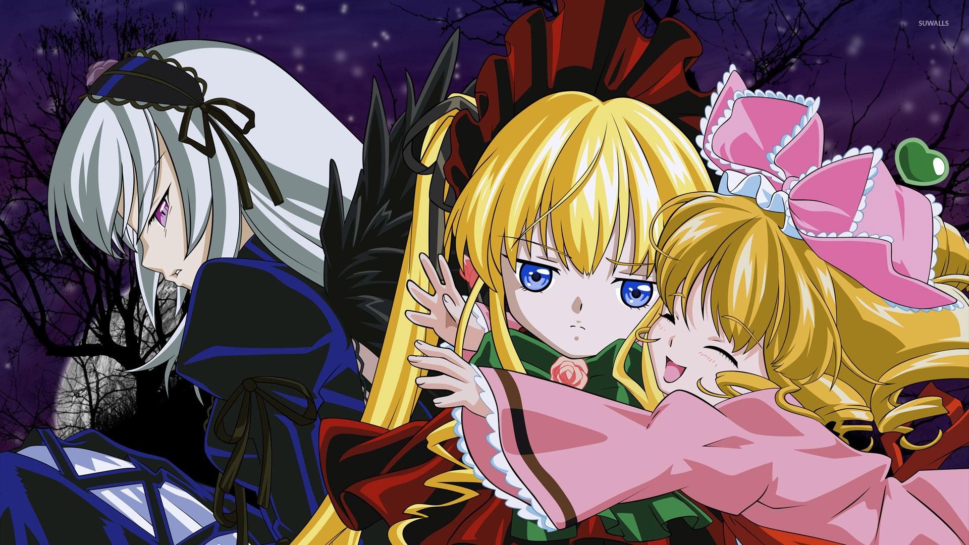 Rozen Maiden [2] wallpaper - Anime wallpapers - #34371