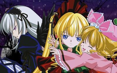 Rozen Maiden [2] wallpaper