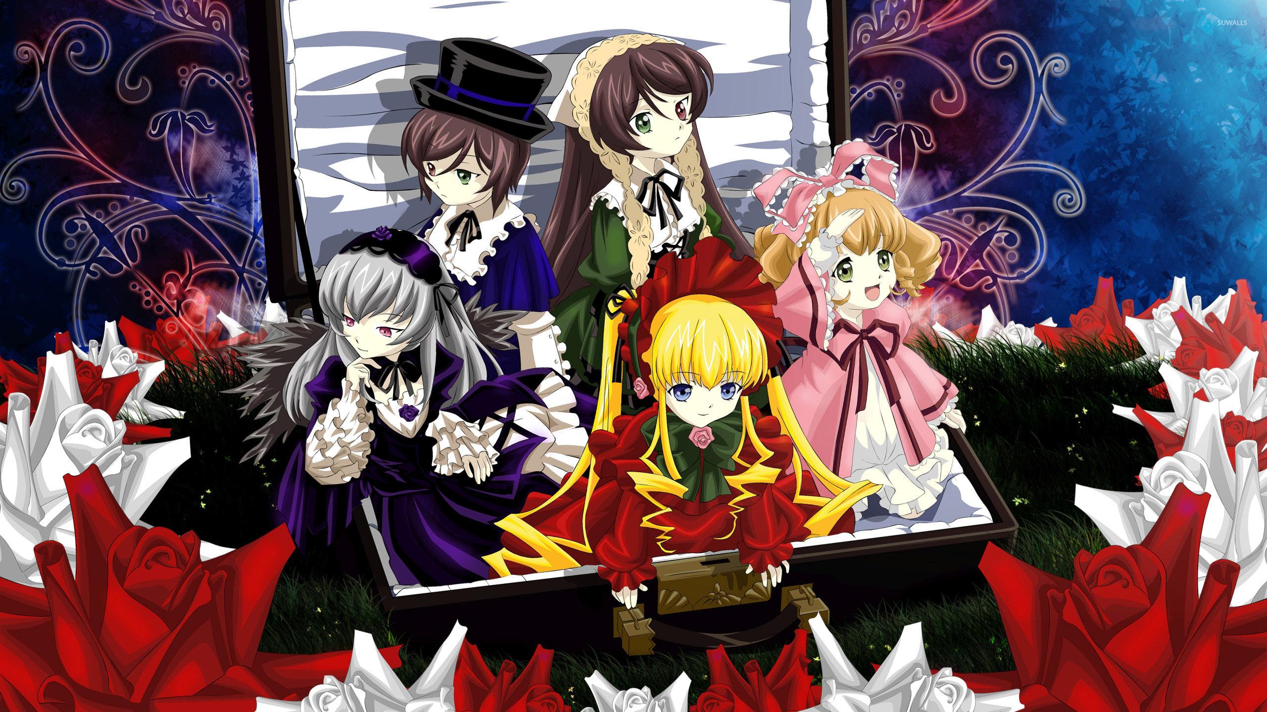 Rozen Maiden Wallpaper  Anime Wallpapers 34438