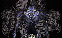 Ryuk - Death Note wallpaper 1920x1200 jpg