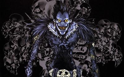 Ryuk - Death Note wallpaper
