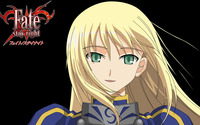 Saber - Fate/stay night [12] wallpaper 1920x1200 jpg