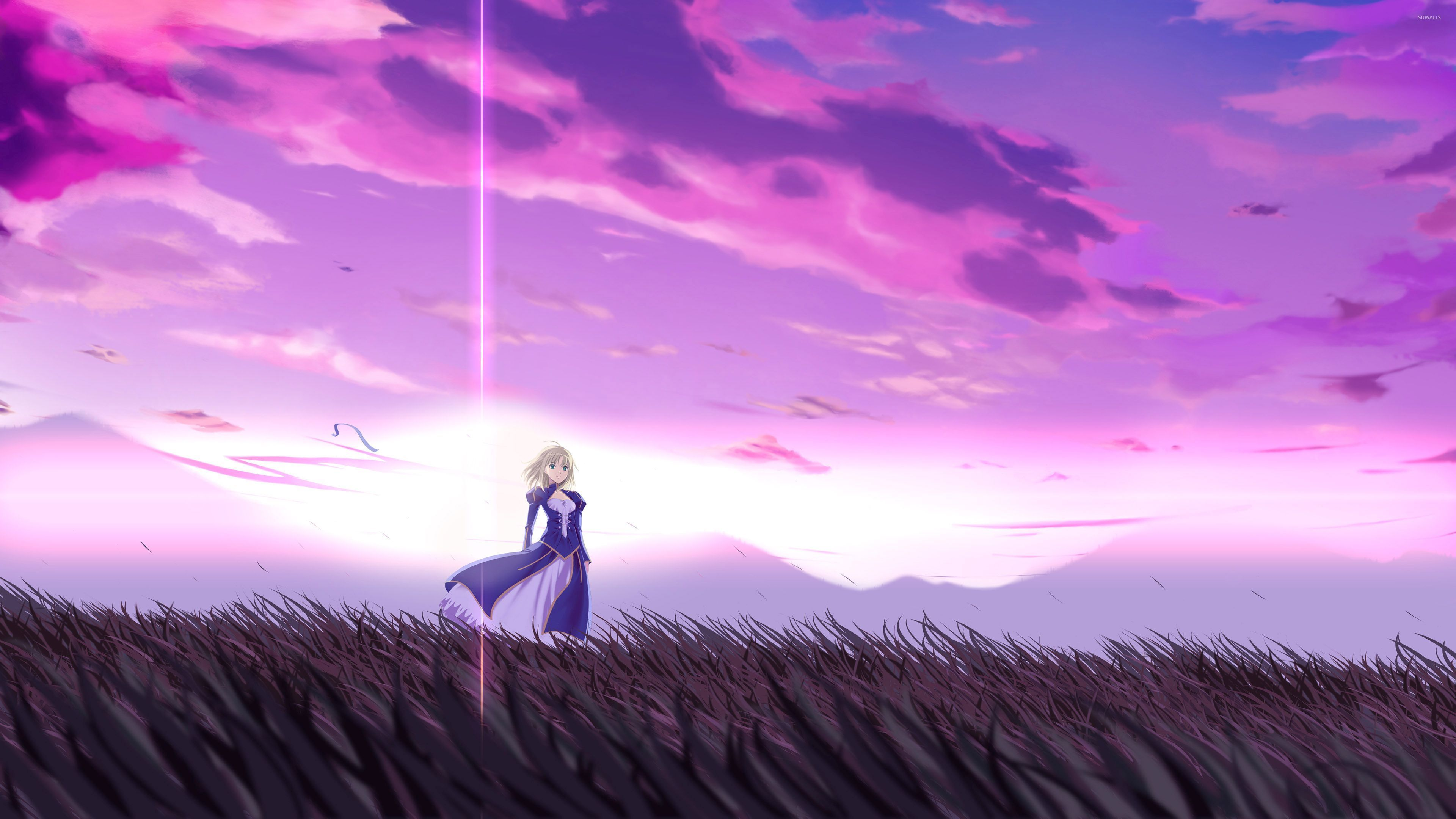 Saber Fate Stay Night 8 Wallpaper Anime Wallpapers 32735