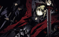 Saber - Fate/stay night [11] wallpaper 2560x1440 jpg