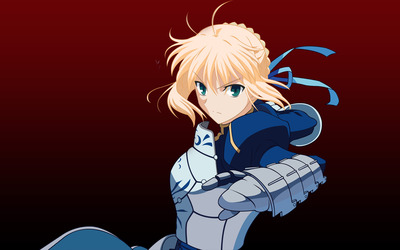 Saber - Fate/stay night [3] wallpaper