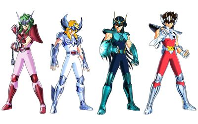 Saint Seiya [3] wallpaper