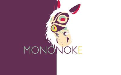 San - Princess Mononoke wallpaper
