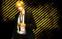 Sanji - One Piece wallpaper 2880x1800 jpg