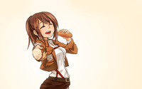 Sasha Blouse - Attack on Titan wallpaper 1920x1200 jpg