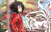 Sasuke Uchiha - Naruto [6] wallpaper 2560x1600 jpg