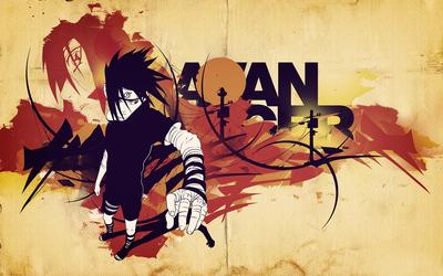 Sasuke Uchiha - Naruto [4] wallpaper