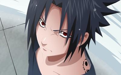 Sasuke Uchiha - Naruto [7] wallpaper