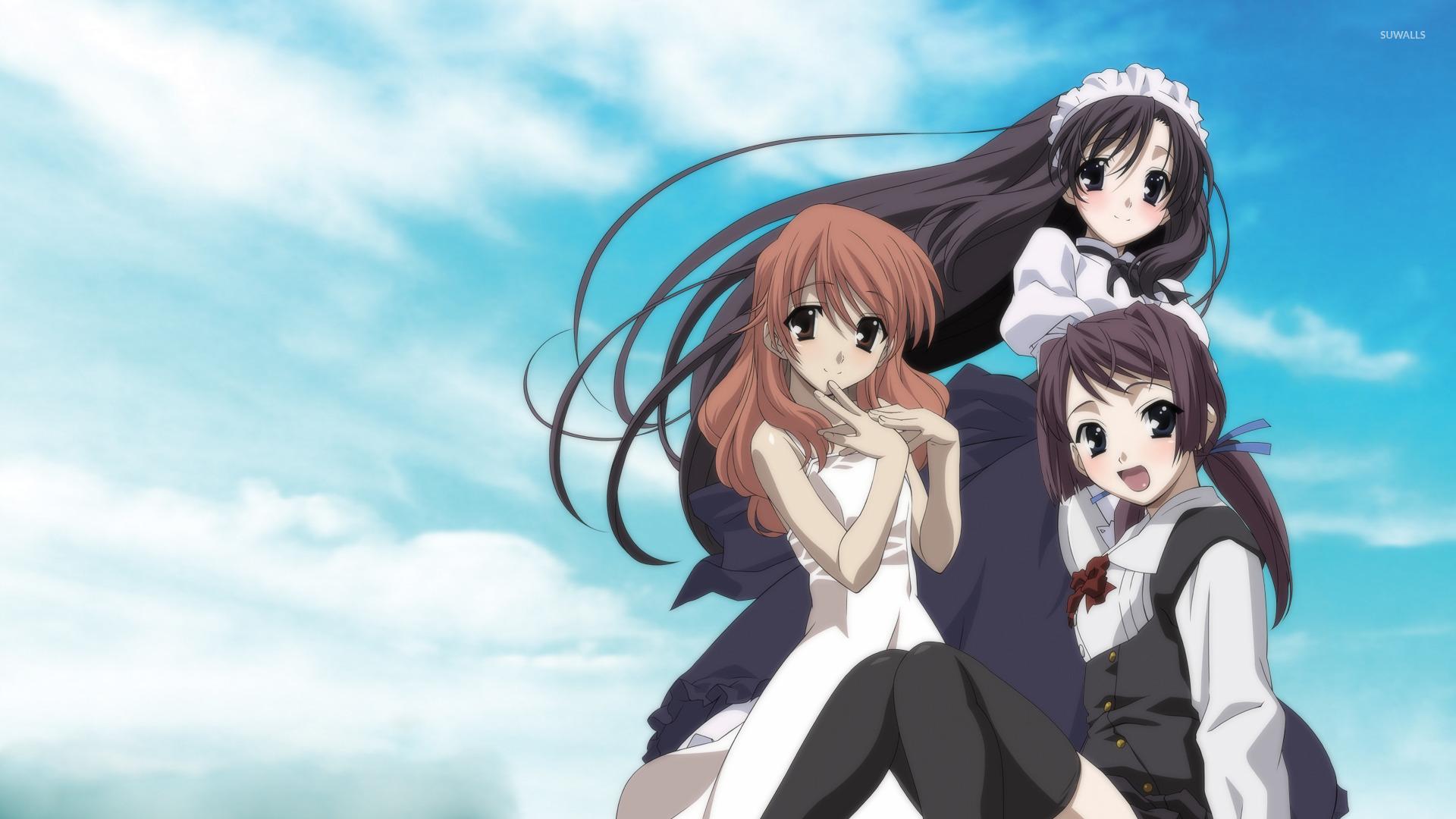 Unduh 50 Wallpaper Anime Days Hd Gratis Terbaik