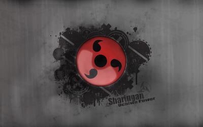 Sharingan - Naruto [2] wallpaper