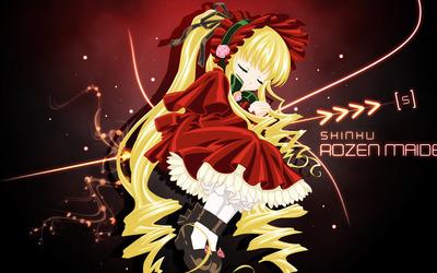Shinku - Rozen Maiden wallpaper