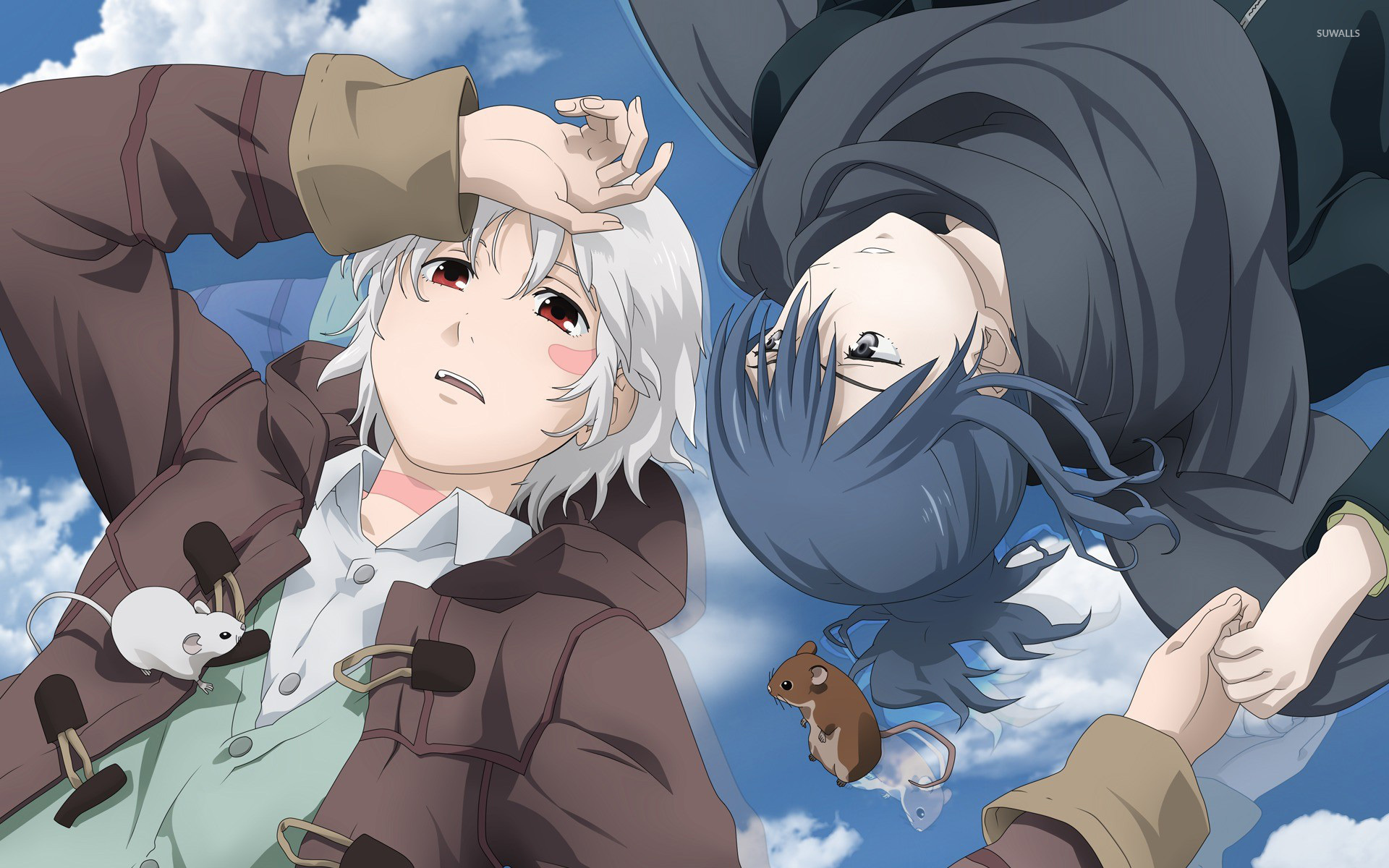 Shion And Nezumi No 6 Wallpaper Anime Wallpapers 7233