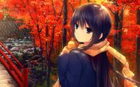 Shiramine Rika from Kizoku Coffee wallpaper 2560x1600 jpg