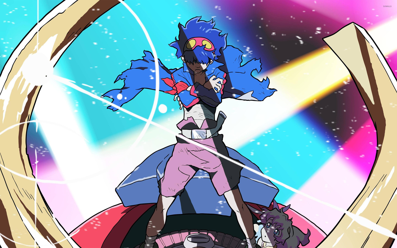 Simon - Gurren Lagann [2] wallpaper - Anime wallpapers ...