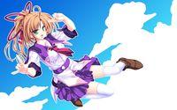 Sora Hoshiba - 77: And, two stars meet again wallpaper 1920x1200 jpg