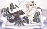 Sora Kasugano - Yosuga no Sora wallpaper 1920x1200 jpg