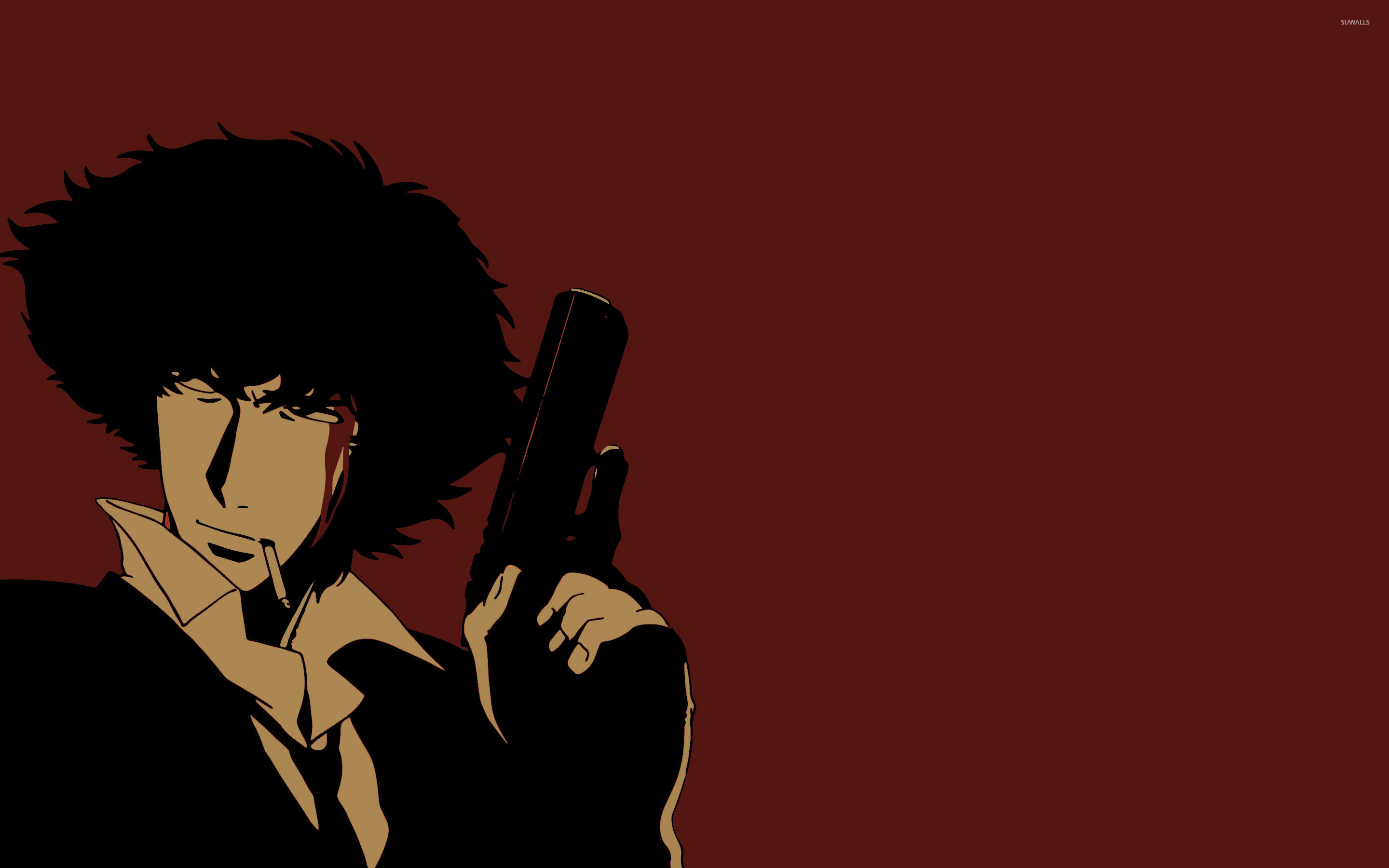 Spike Spiegel Cowboy Bebop 4 Wallpaper Anime
