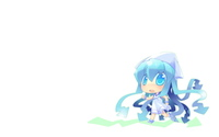 Squid Girl [3] wallpaper 1920x1200 jpg