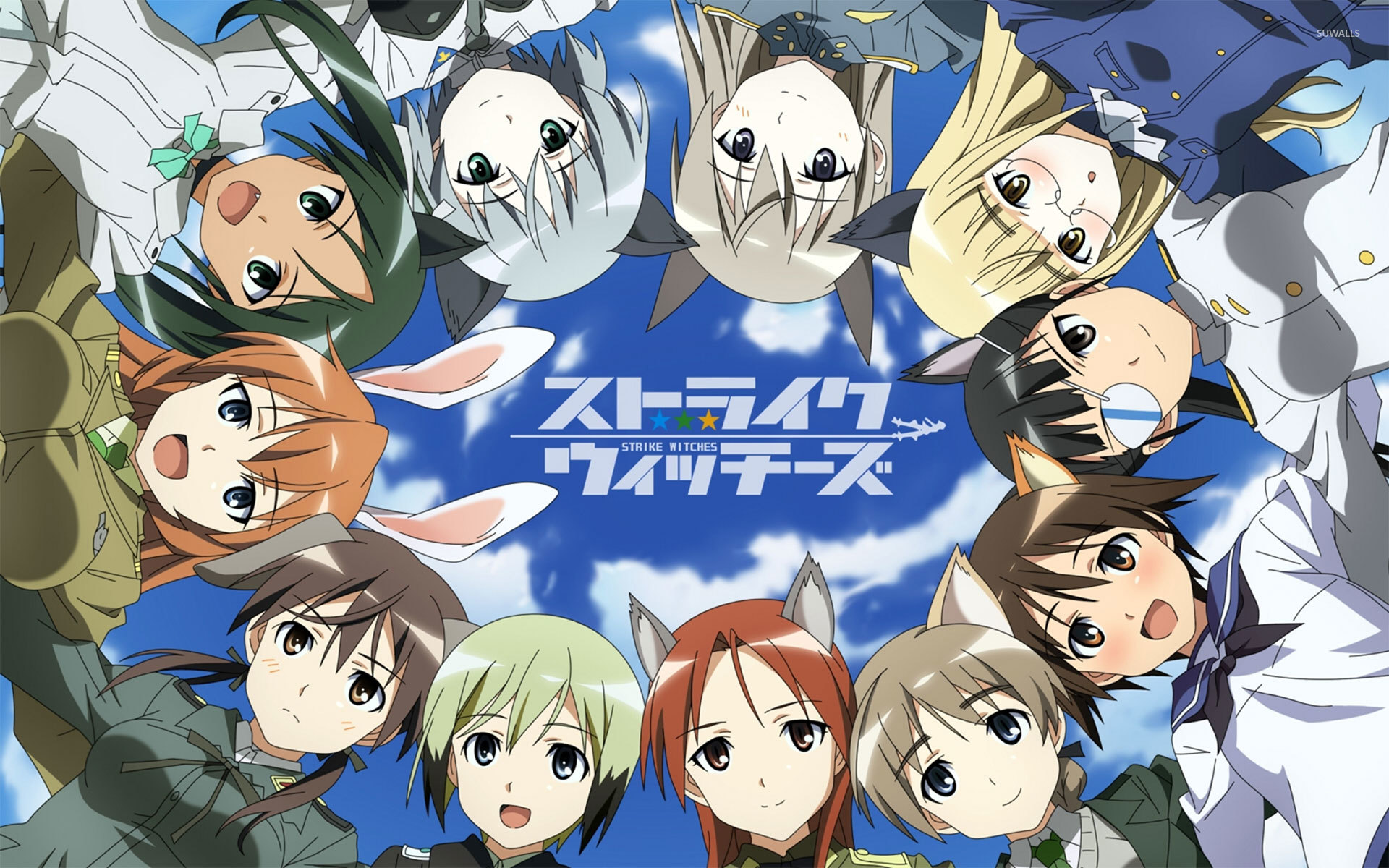 Strike Witches Wallpaper Anime Wallpapers 3892