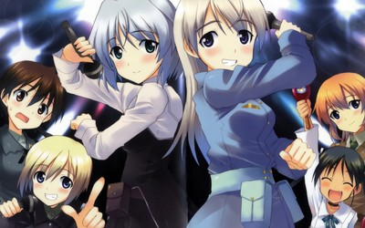 Strike Witches [5] wallpaper
