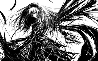 Suigintou - Rozen Maiden [3] wallpaper