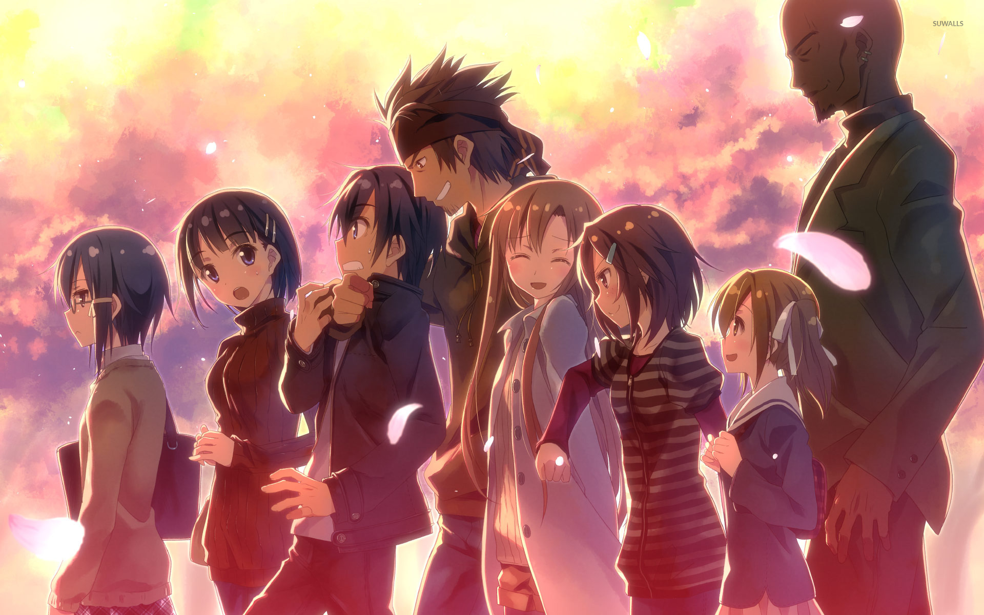 Sword Art Online Ii Wallpaper Anime Wallpapers 31679