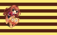 Taiga Aisaka - Toradora! [6] wallpaper 1920x1200 jpg