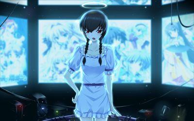 Tenri Ayukawa - The World God Only Knows wallpaper