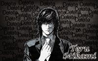 Teru Mikami - Death Note wallpaper 1920x1200 jpg