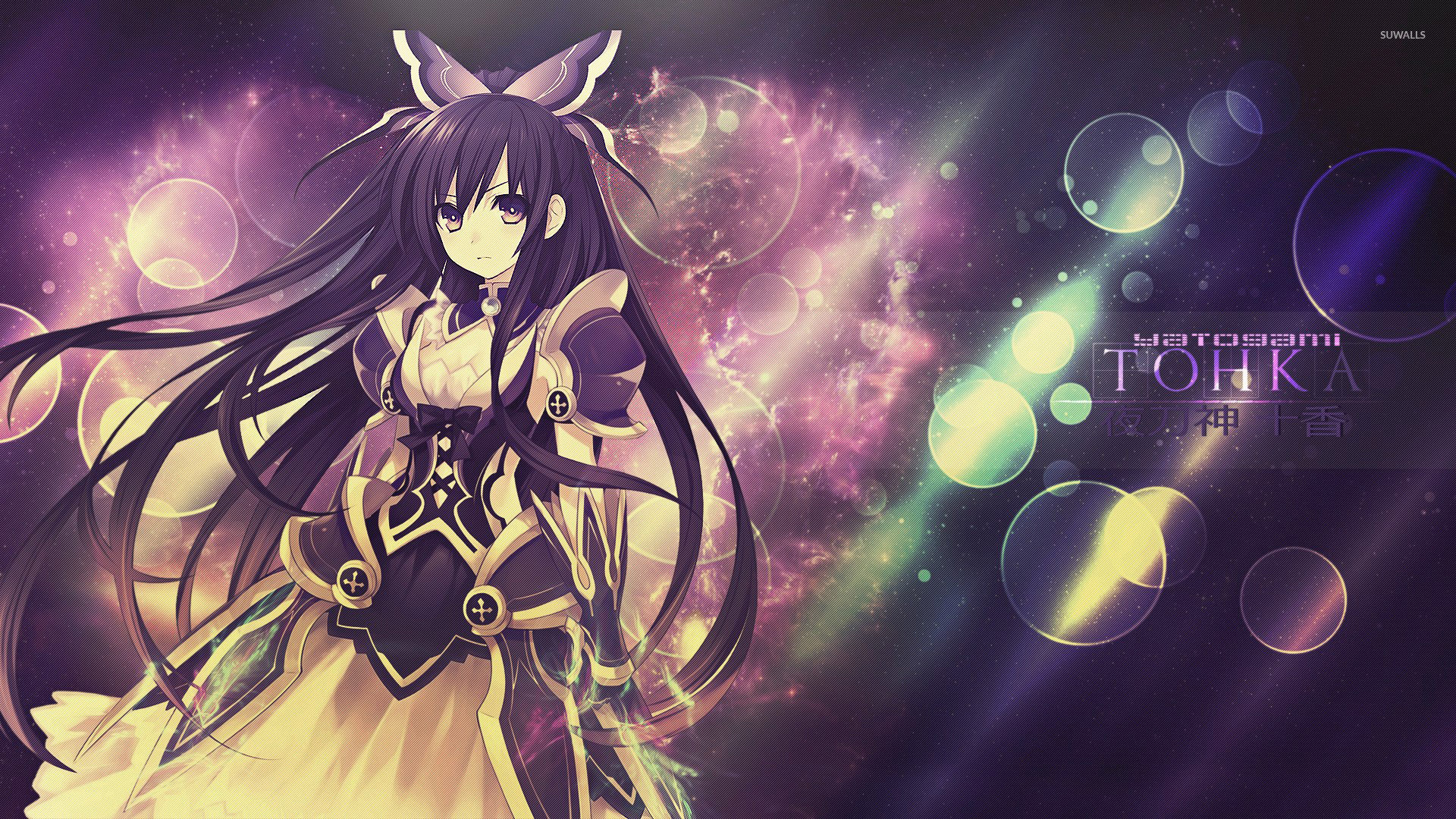 Tohka Yatogami Date A Live wallpaper Anime wallpapers