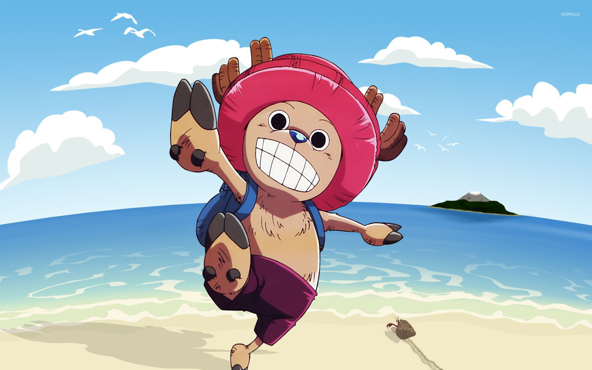 Tony Tony Chopper - One Piece wallpaper - Anime wallpapers ...