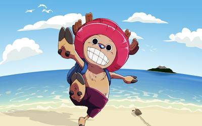 Tony Tony Chopper - One Piece wallpaper