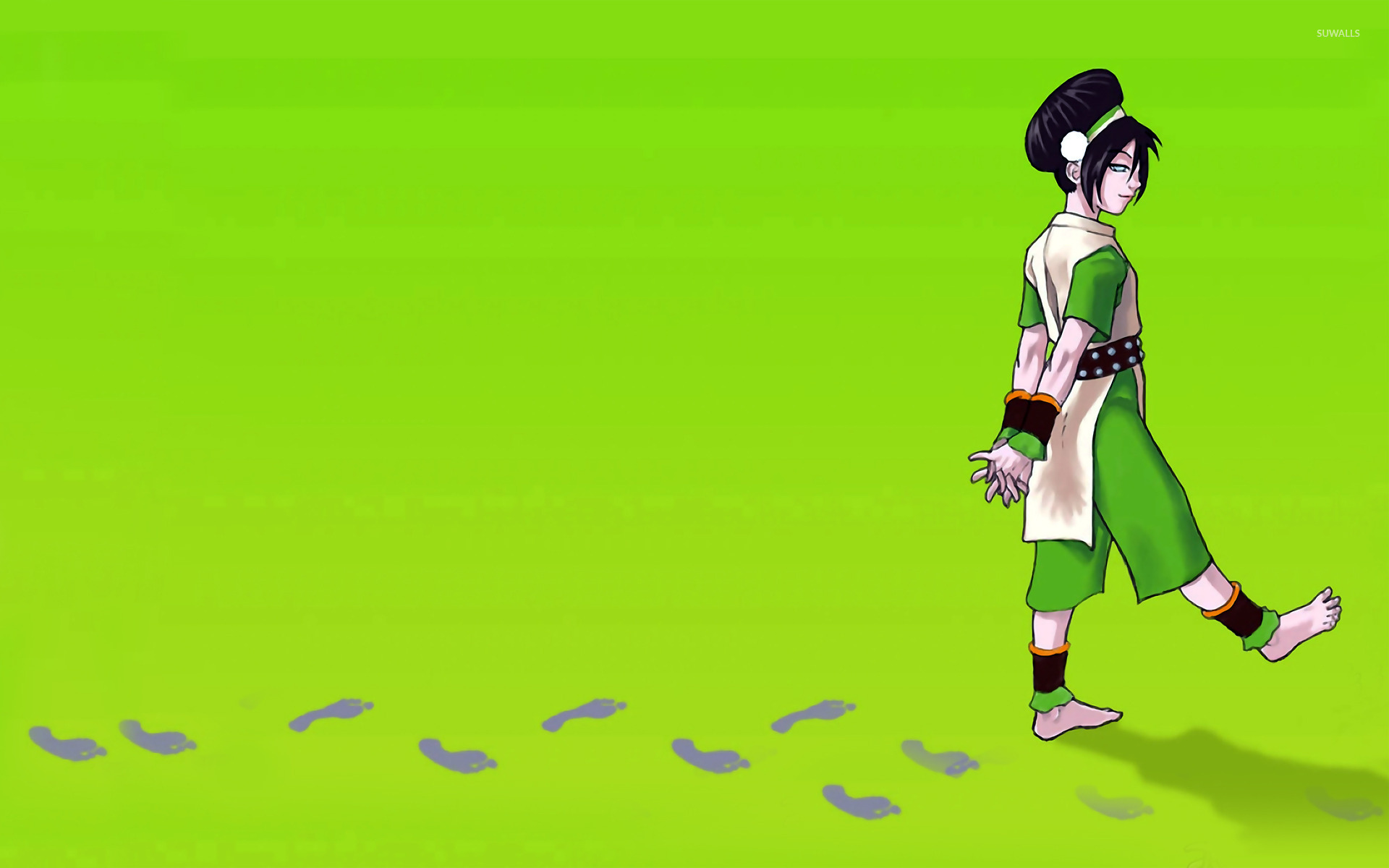 Toph Beifong Avatar The Last Airbender 2 Wallpaper Anime