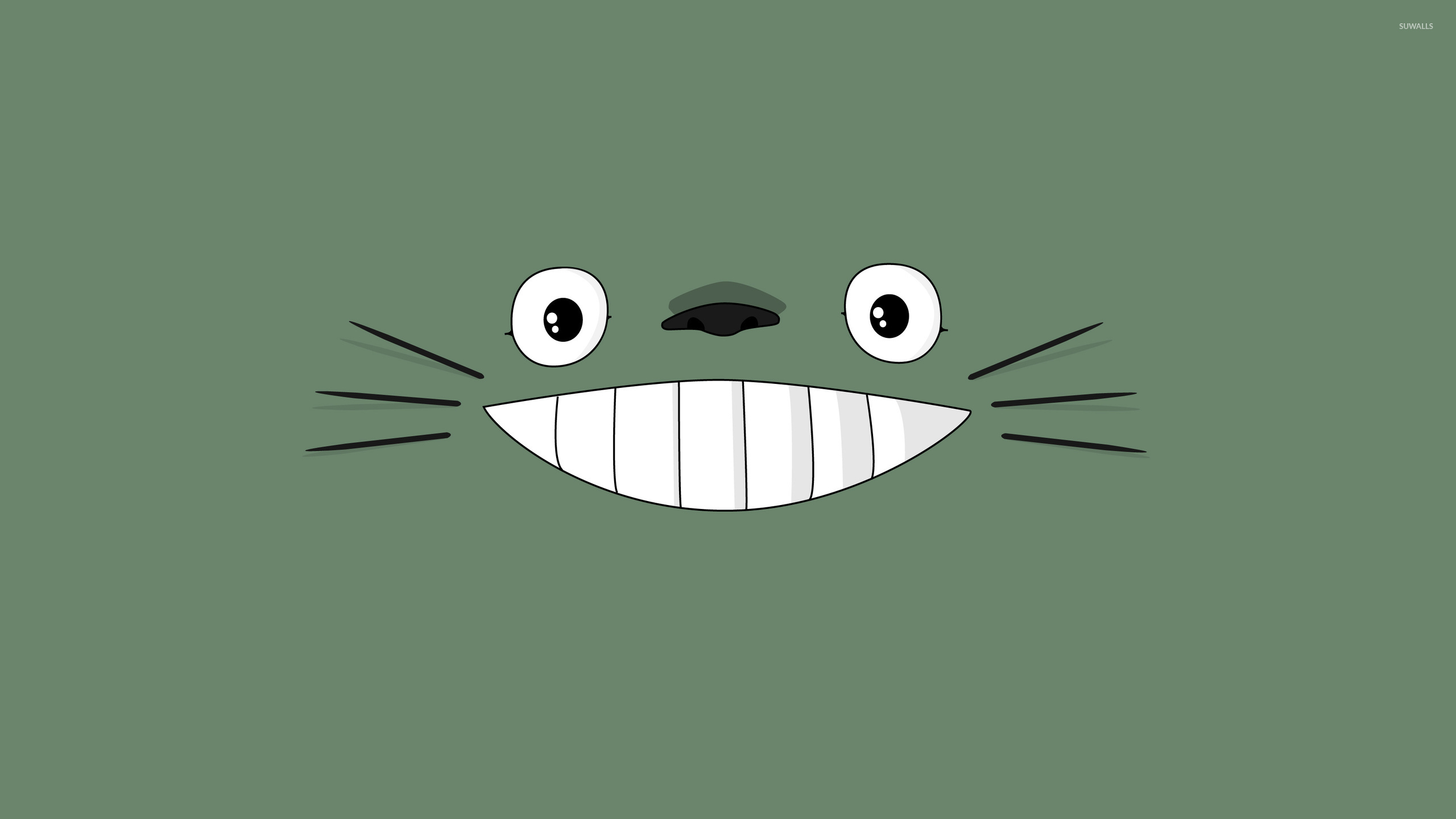 Totoro wallpaper Anime wallpapers 33207