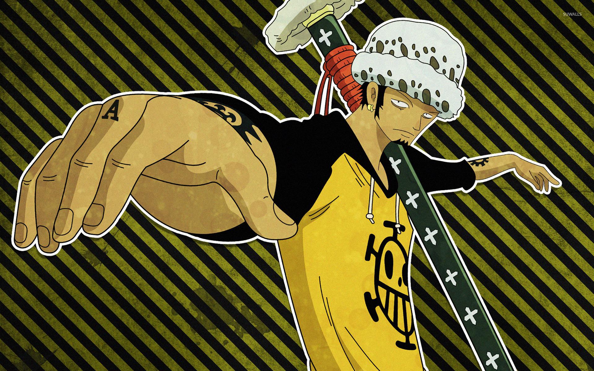 Trafalgar Law One Piece Wallpaper Anime Wallpapers 13624