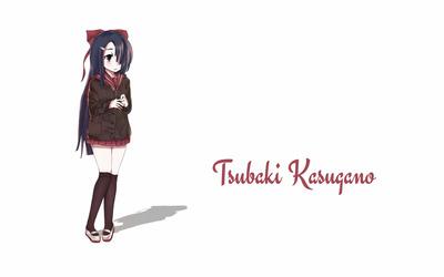 Tsubaki Kasugano - Future Diary [3] wallpaper