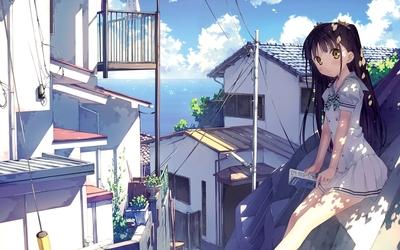 Tsukushi Tsutsukakushi - The Hentai Prince and the Stony Cat wallpaper
