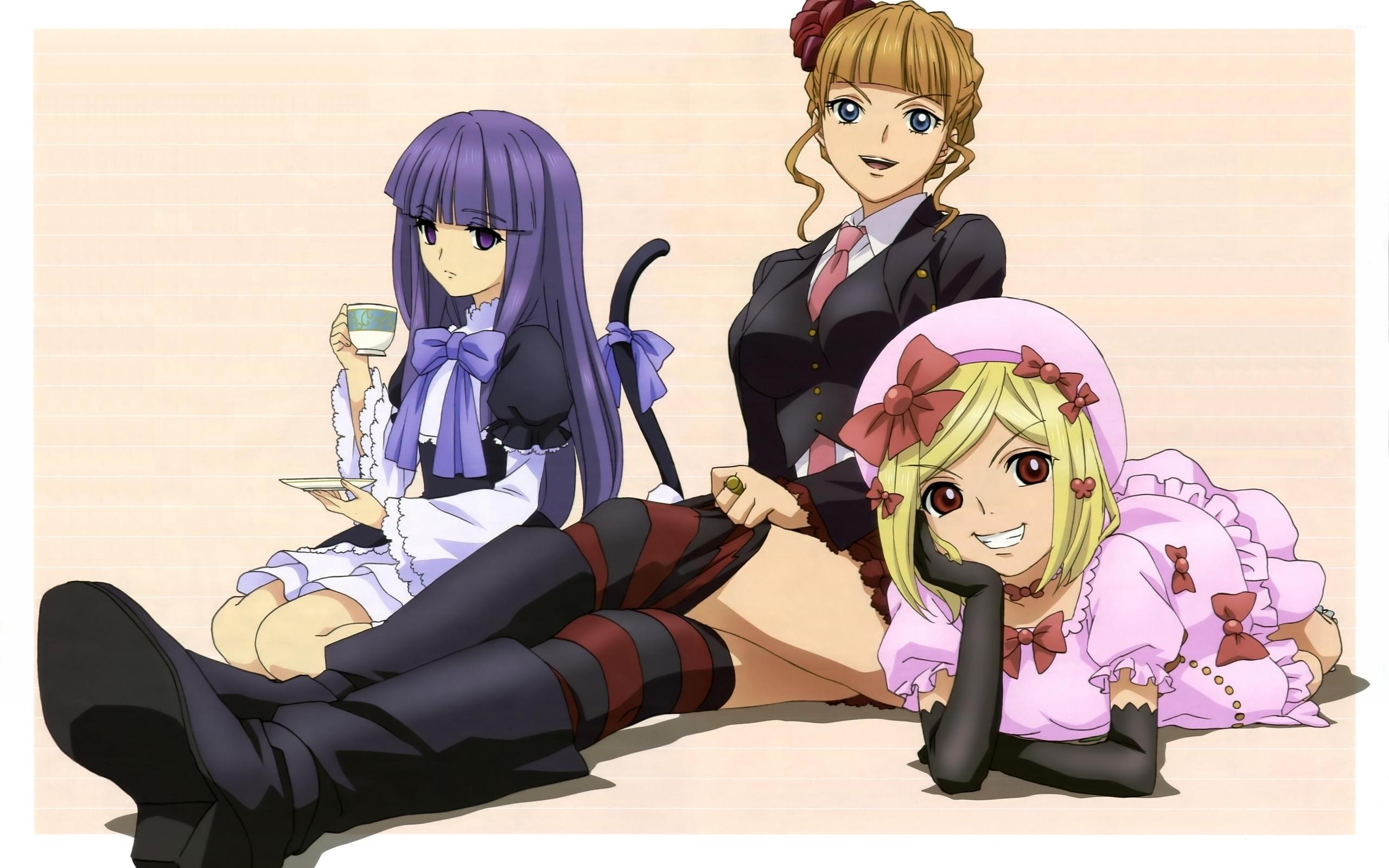 Umineko No Naku Koro Ni Wallpaper Anime Wallpapers 8995