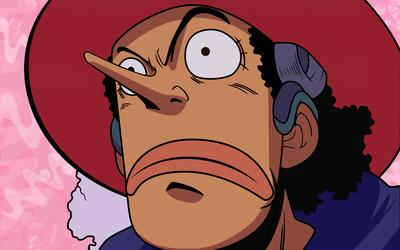 Usopp - One Piece wallpaper
