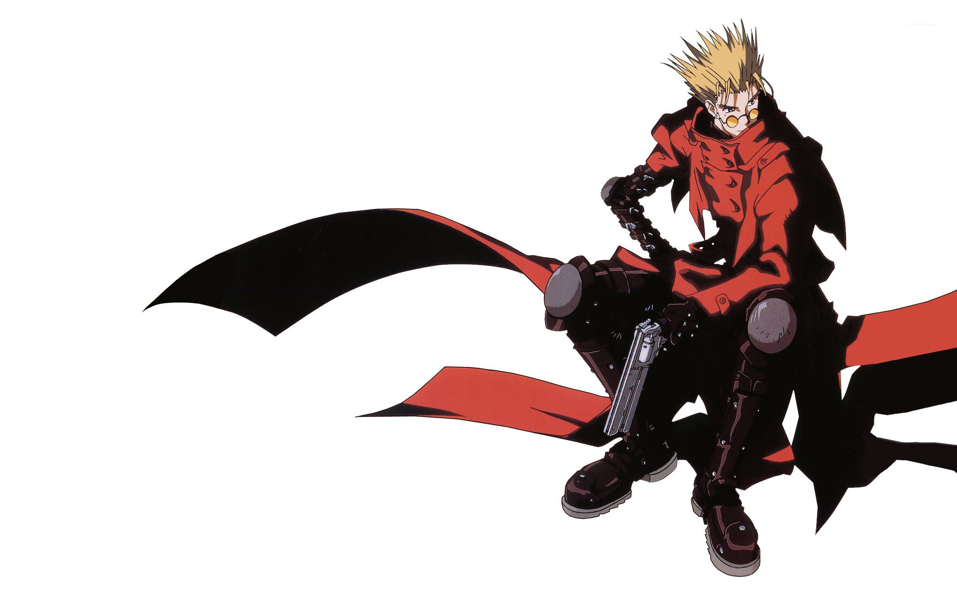 Vash The Stampede Wallpaper Anime Wallpapers 6016