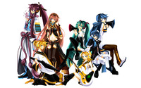 Vocaloid [2] wallpaper 2560x1600 jpg
