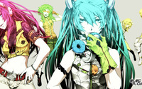 Vocaloid [3] wallpaper 1920x1080 jpg