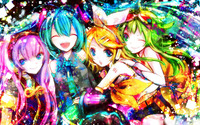 Vocaloid wallpaper 1920x1200 jpg